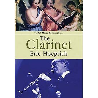 O clarinete por Eric Hoeprich - livro 9780300102826