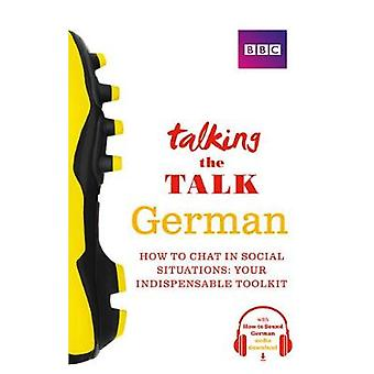 Talking the Talk German by Sue Purcell - 9781406684704 Book