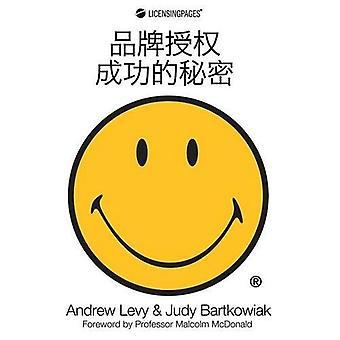 Hemligheterna med framgång i varumärket licensiering - kinesisk Version