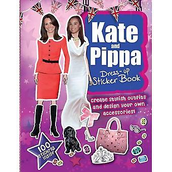 Kate & Pippa Middleton Dress-Up Sticker Book
