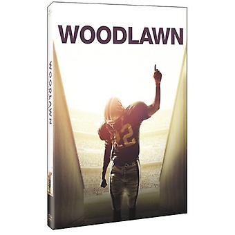 Woodlawn [DVD] USA import