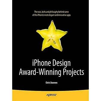 iPhone Design AwardWinning progetti da Dannen & Chris