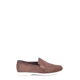Fratelli Rossetti Ezbc052010 Men's Brown Suede Loafers