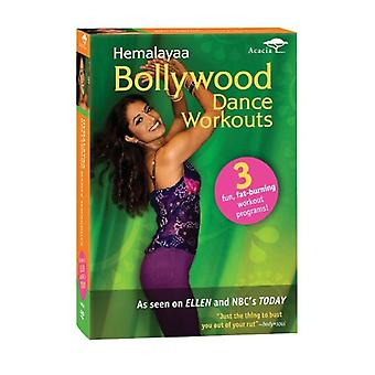 Hemalayaa: Bollywood Dance Workouts [DVD] USA import