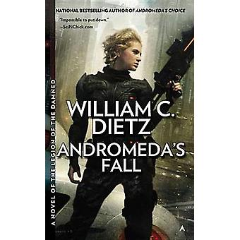 Andromeda's Fall by William C Dietz - 9780425262344 Book
