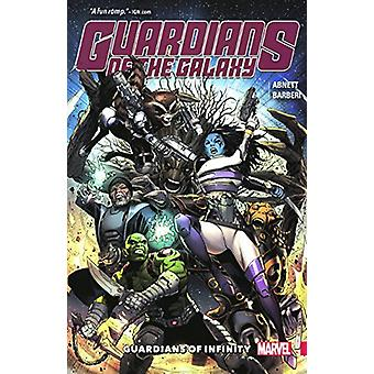 Guardians of the Galaxy - Guardians of Infinity by Dan Abnett - Jason