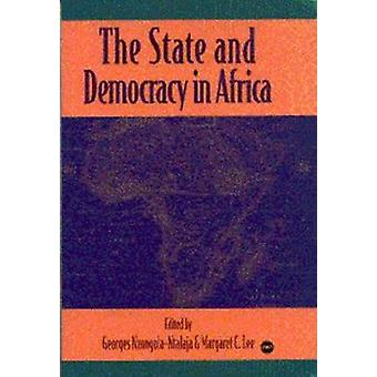 The State And Democracy In Africa by Margaret Lee - 9780865436381 Book