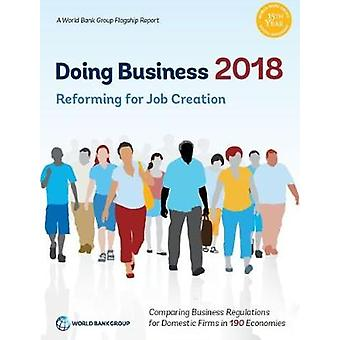 Doing Business 2018 - Reforming to Create Jobs by World Bank Group - 9