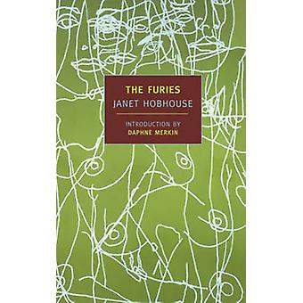 The Furies by Janet Hobhouse - Daphne Merkin - 9781590170854 Book