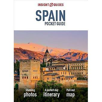 Insight Guides - Pocket Spain by Insight Guides - 9781780055114 Book