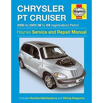 Chrysler PT Cruiser Petrol - 2000 to 2009 by Robert Maddox - 978184425