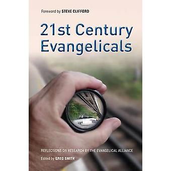 21st Century Evangelicals - Reflections on Research by the Evangelical
