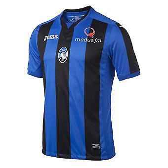 2018-2019 Atalanta Joma Home Football Shirt