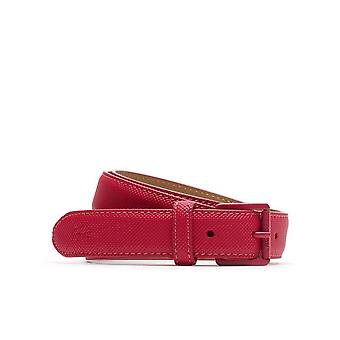 Lacoste Women's Concept Pique Texture Belt - RC1414-185