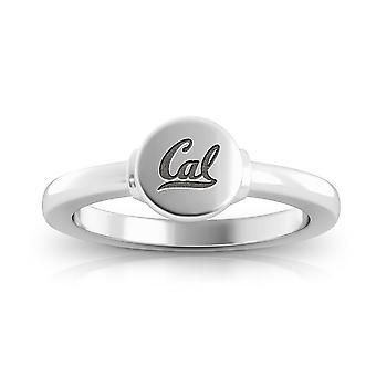 California Berkeley-University of ring i Sterling Silver design af BIXLER
