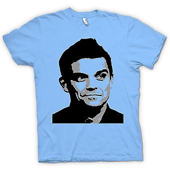 Camiseta mujer - Robbie Williams - Pop Art