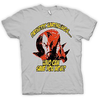 Kinder T-shirt - Flash Gordon - Ming Erdlinge