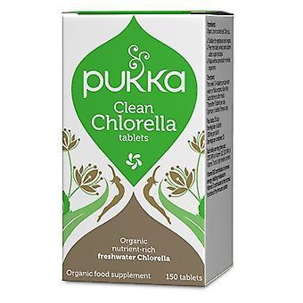 Pukka Clean Chlorella Tablets 150