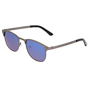 Breed Phase Titanium Polared Gafas de sol - Gunmetal/Blue