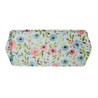Cooksmart Land Floral kleines Tablett