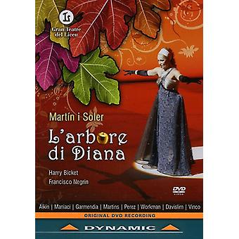 L'Arbore Di Diana [DVD] USA import