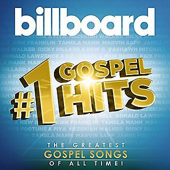 Billboard #1 Gospel Singles - Billboard #1 Gospel Singles [CD] USA import