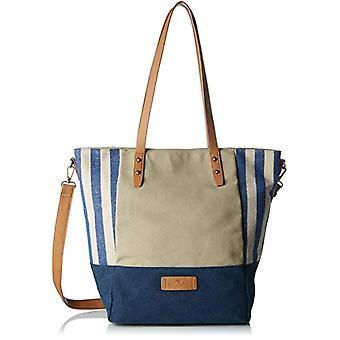 Tom Tailor Acc Arizona Women Bags Blue Tote (Blau) 13x37x44cm (B x H x H x T)