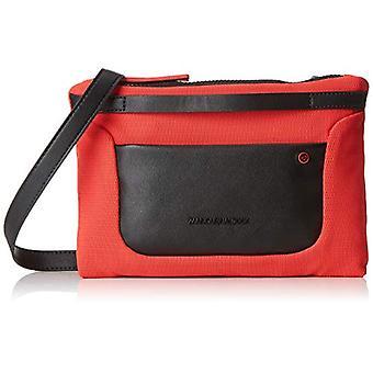 Mandarin Duck Camden Red Woman Strap Bag/Lacquer 10x21x28.5 cm (B x H x T)