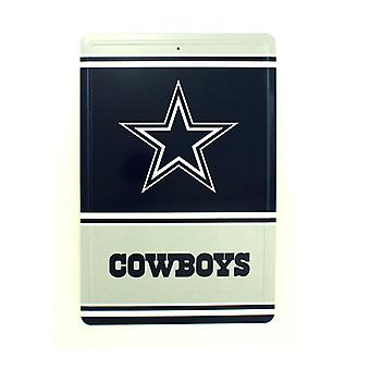 Dallas Cowboys NFL Team Logo Tin Sign