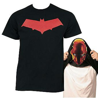 Batman flip up camiseta