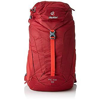 Deuter AC lite 18 casual ryggsäck-54 cm-liter-röd (tranbär)