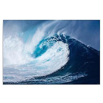 Deco Panel, sea wave