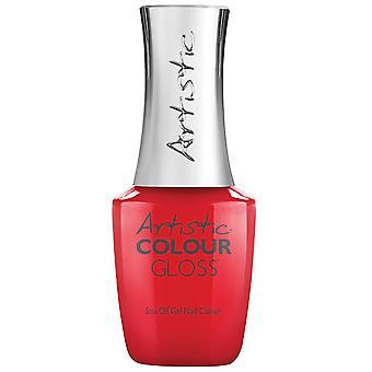 Artistic Colour Gloss Gel Nail Polish Collection - Forbidden Fruit (03174) 15ml