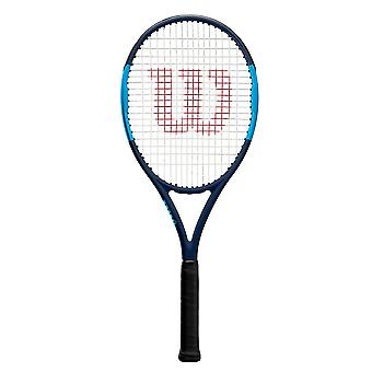 Wilson Ultra Team Tennis Racket Racquet Navy Blue