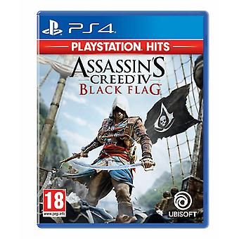 Assassins Creed IV Black Flag PS4 Game (Playstation Hits)
