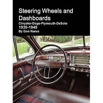 Steering Wheels and Dashboards 19391949 Chrysler Corporation by Narus & Don