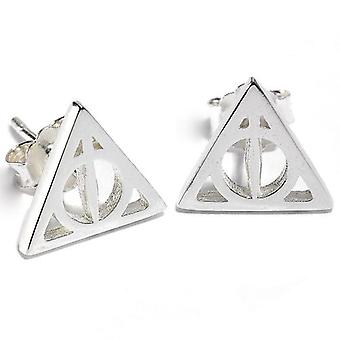 Harry Potter Sterling Silber Ohrringe heiligsten