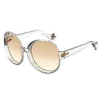 Tommy Hilfiger ZENDAYA III 900/HA Crystal/Brown Gradient Sunglasses