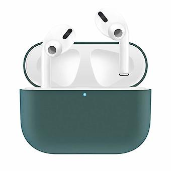 Silikon-Hülle Fall für Apple Airpods PRO Green