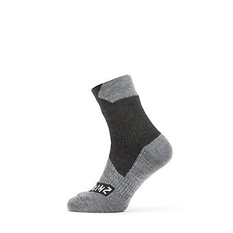 Sealskinz All Weather Ankle Sock | Fully Waterproof Socks for Running.