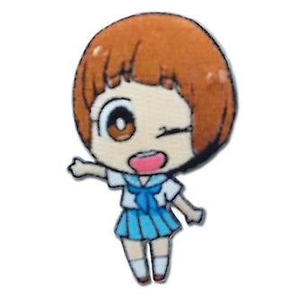 Patch - KILL la KILL - New SD Mako Iron-On Gifts Anime Licensed ge44904