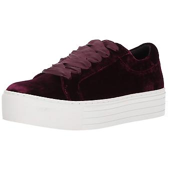 Kenneth Cole New York Womens Abby Fabric Low Top Lace Up Fashion Sneakers