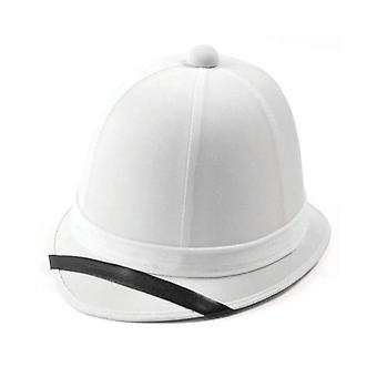 Sagopalmer hjelm White (skoledage)