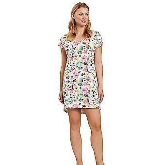レーシュ 1202019-16072 女性's Be Happy 多色ジャングルフローラルナイトドレス