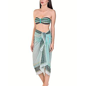 Lisca 49408 Women's Freetown Sarong Beach Cover Up Pareo