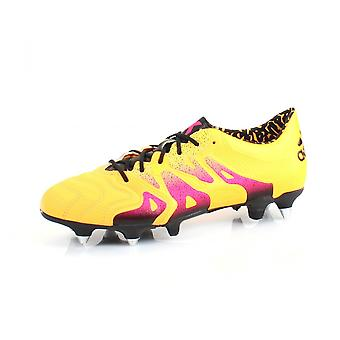 Adidas Performance X 15.1 SG LEATHER S74630 Scarpe da calcio