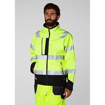Helly hansen alna hi vis softshell jacket 74094