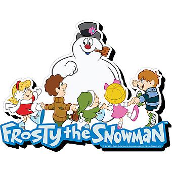 Magnet - Frosty - Kids Funky Chunky New Licensed 95390