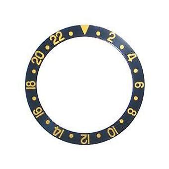 Bezel insert made by w&cp to fit rolex 315-16753-1 generic bezel insert