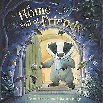منزل كامل من أصدقاء من قبل تشارلز Fuge-كتاب 9781444920574